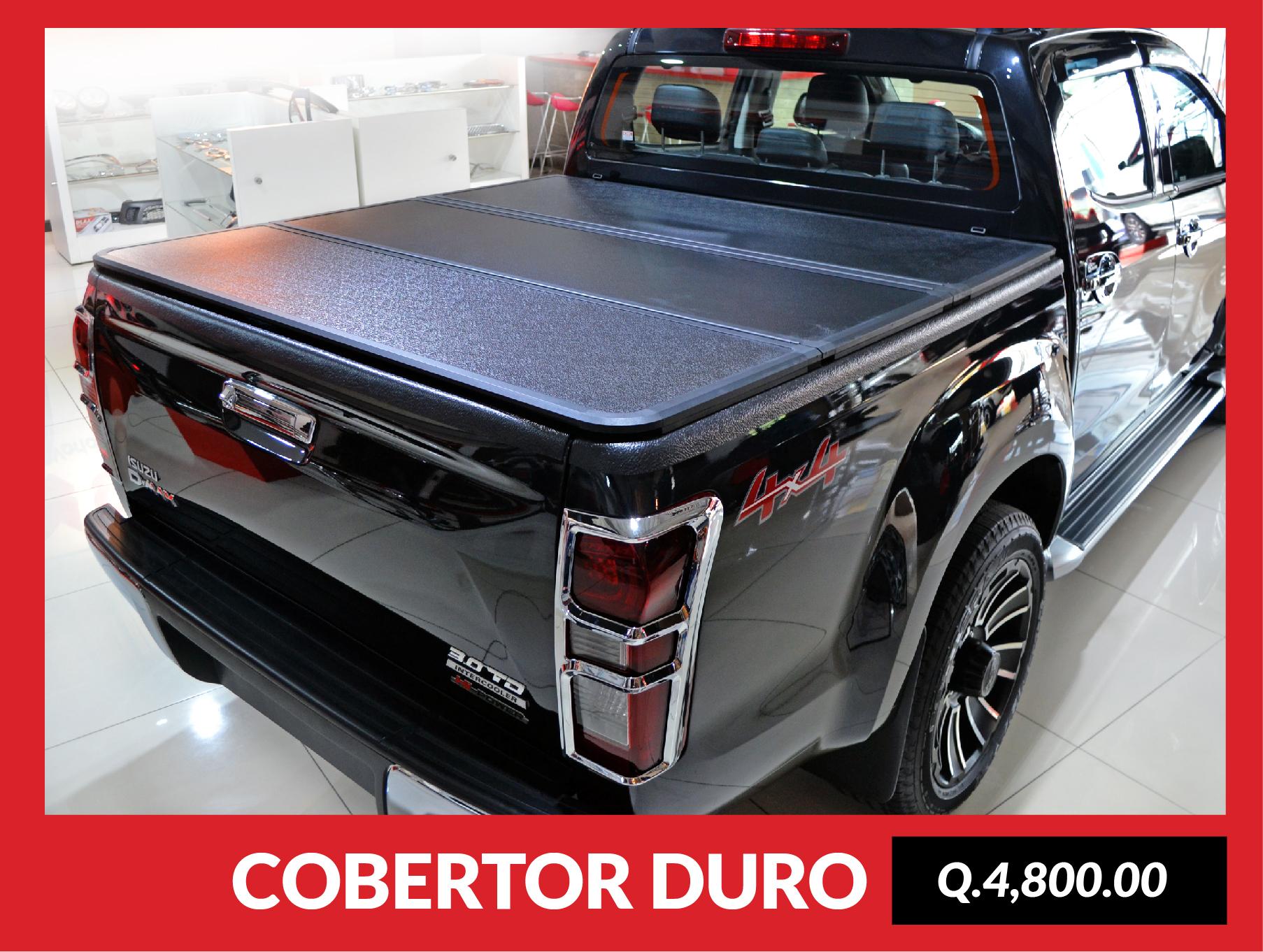 COBERTOR DURO